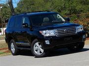2012/2013 Toyota Land Cruiser 4DR 4WD