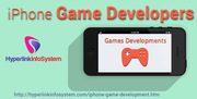 Best iPhone Game Developers services for hire at $15/hour Rates