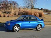 subaru wrx 2004 - Subaru Wrx