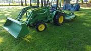 2005 John Deere 790 Diesel Tractor