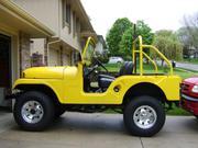 Jeep Cj 48000 miles Jeep CJ Base