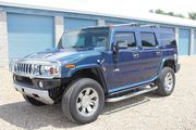 2008 Hummer H2 LIMITED EDITION ULTRA MARINE