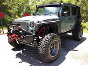 2013 Jeep Wrangler 10th Anniversary Rubicon Super Extreme Build