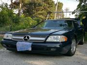 2000 MERCEDES-BENZ Mercedes-Benz SL-Class Base coupe 2 door
