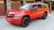 2012 Chevrolet Suburban 2500 4X4