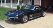 1969 Chevrolet Corvette  HP automatic