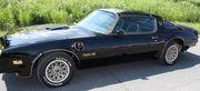 1977 Pontiac Trans Am Y82 SPECIAL EDITION