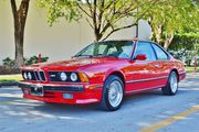 1988 BMW M6 M-Series 6-Series E24