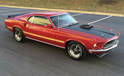 1969 Ford Mustang Mach 1 R-code 428 Cobra Jet