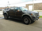 2013 Ford F-150SVT Raptor Extended Cab Pickup 4-Door