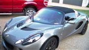 2007 Lotus EliseBlack