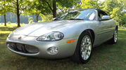 2001 Jaguar XKRCONVERTIBLE