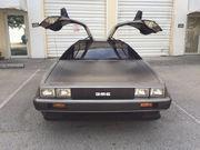 1981 DMC DeLorean 10000 miles