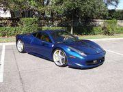 2014 Ferrari 458 6836 miles