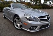 2012 Mercedes-Benz SL-Class PREMIUMSPORT Convertible 2-Door(AMG PACKAG
